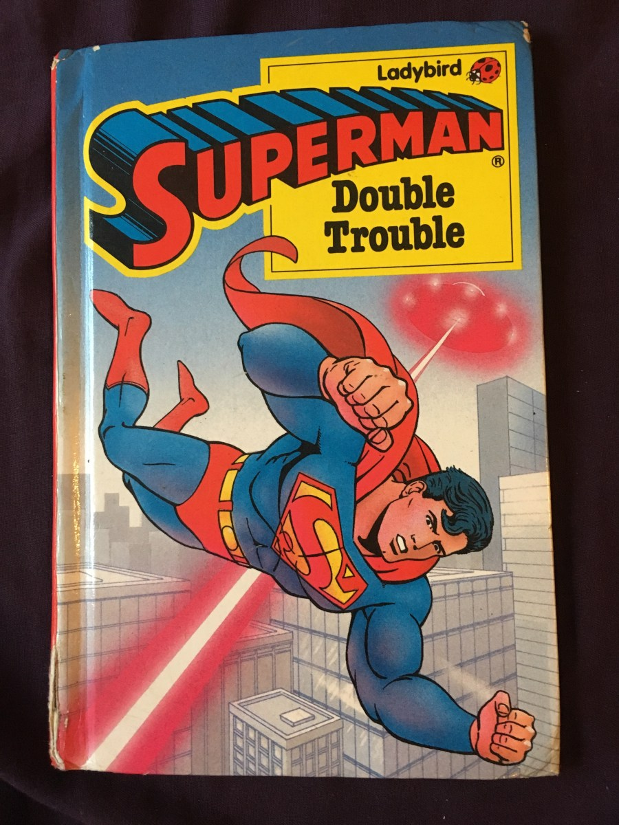 Ladybird Book - Superman - Double Trouble