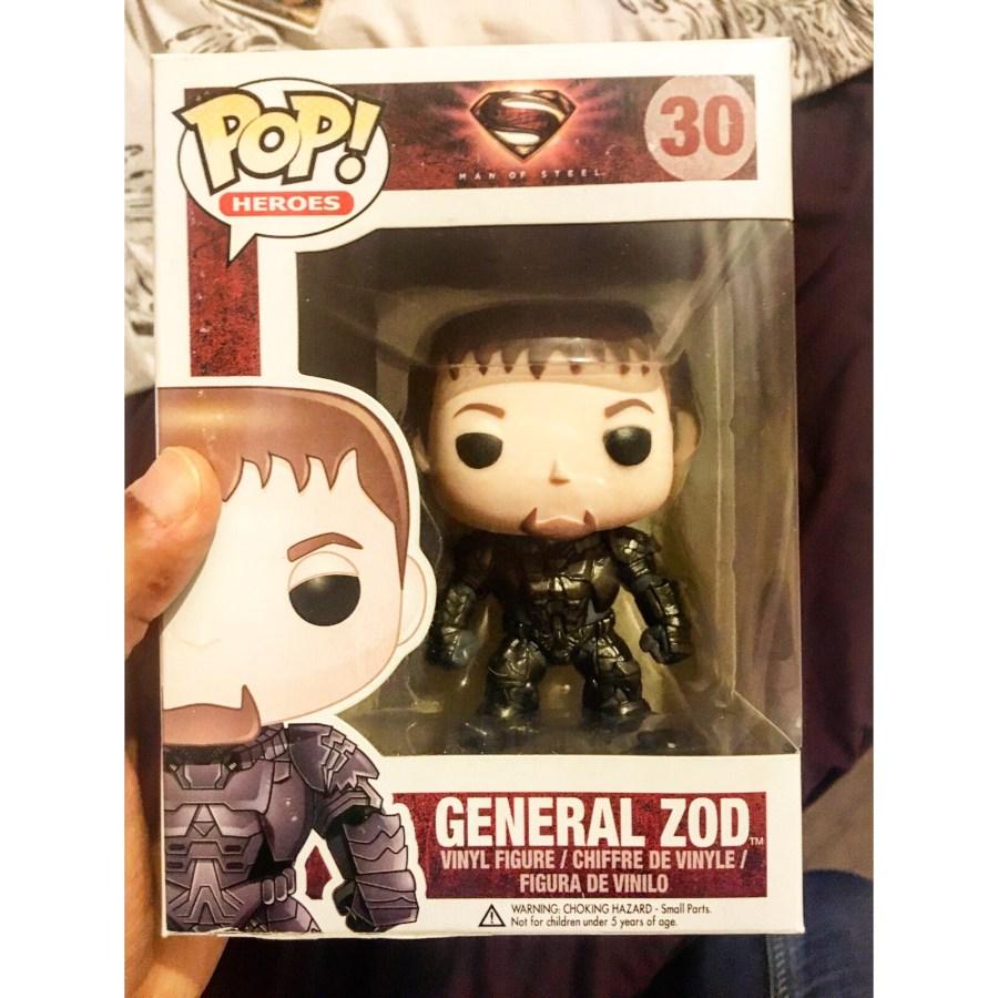 General Zod Funko Pop