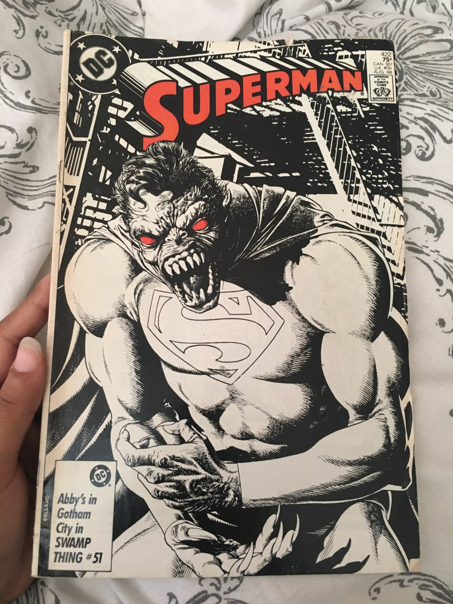 Superman Vol 1 - Issue 422