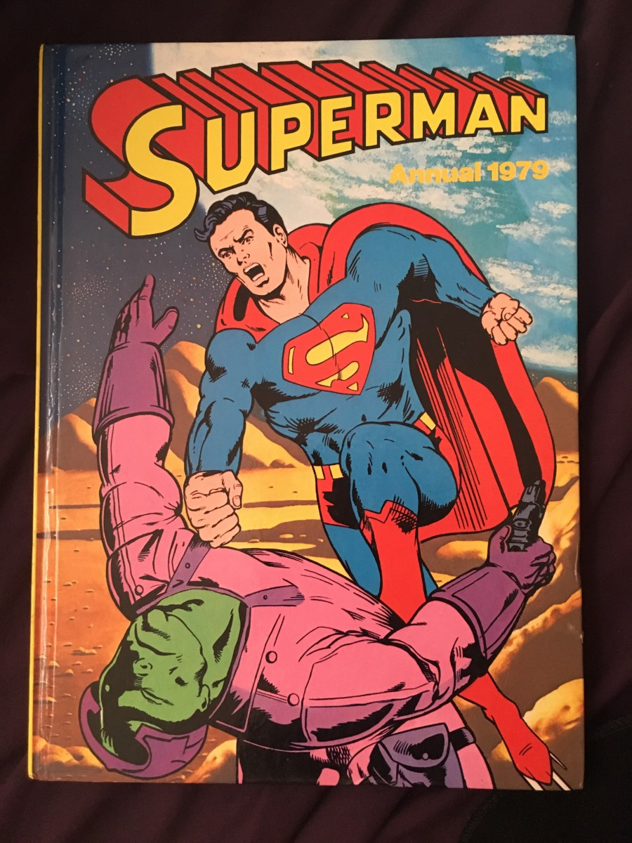 Superman Annual from 1979