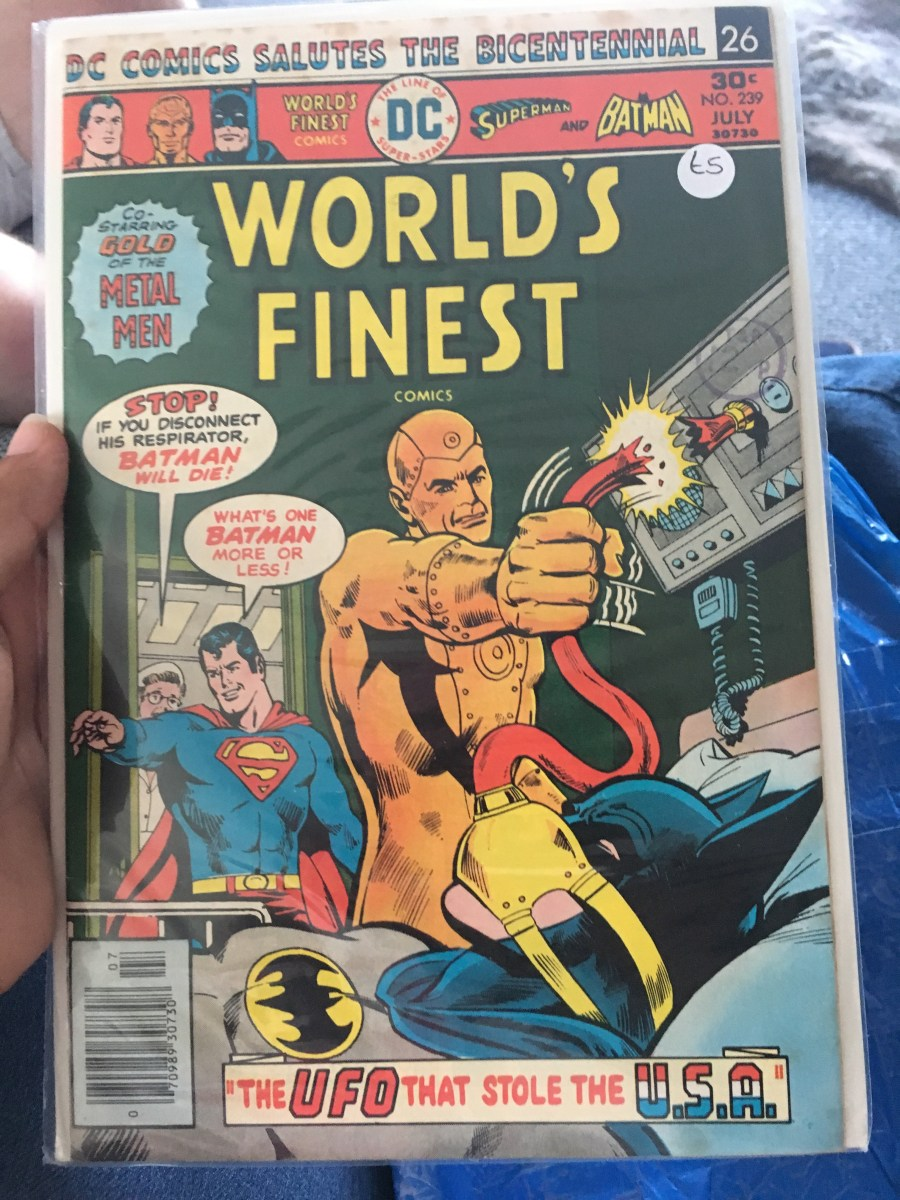 World's Finest Comics - Issue 239