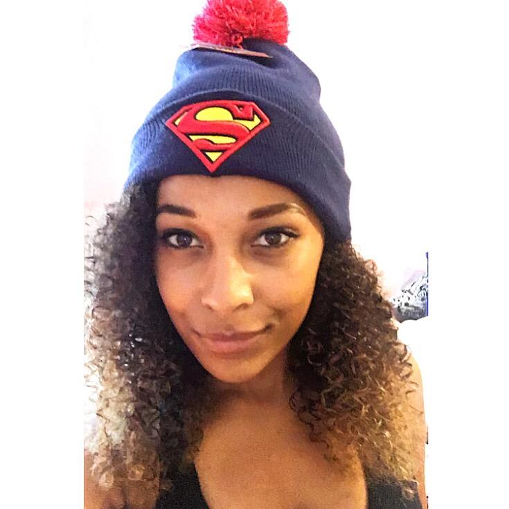Superman Bobble Hat
