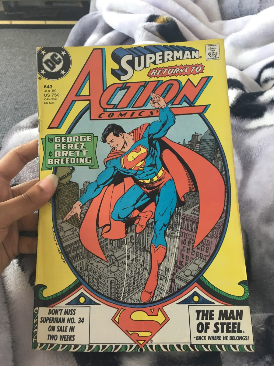Action Comics, Vol 1 - Issue 643