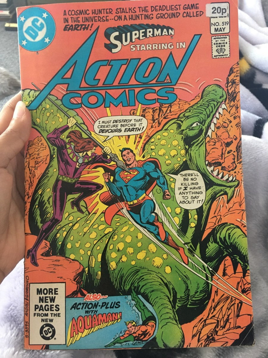 Action Comics, Vol 1 - Issue 519