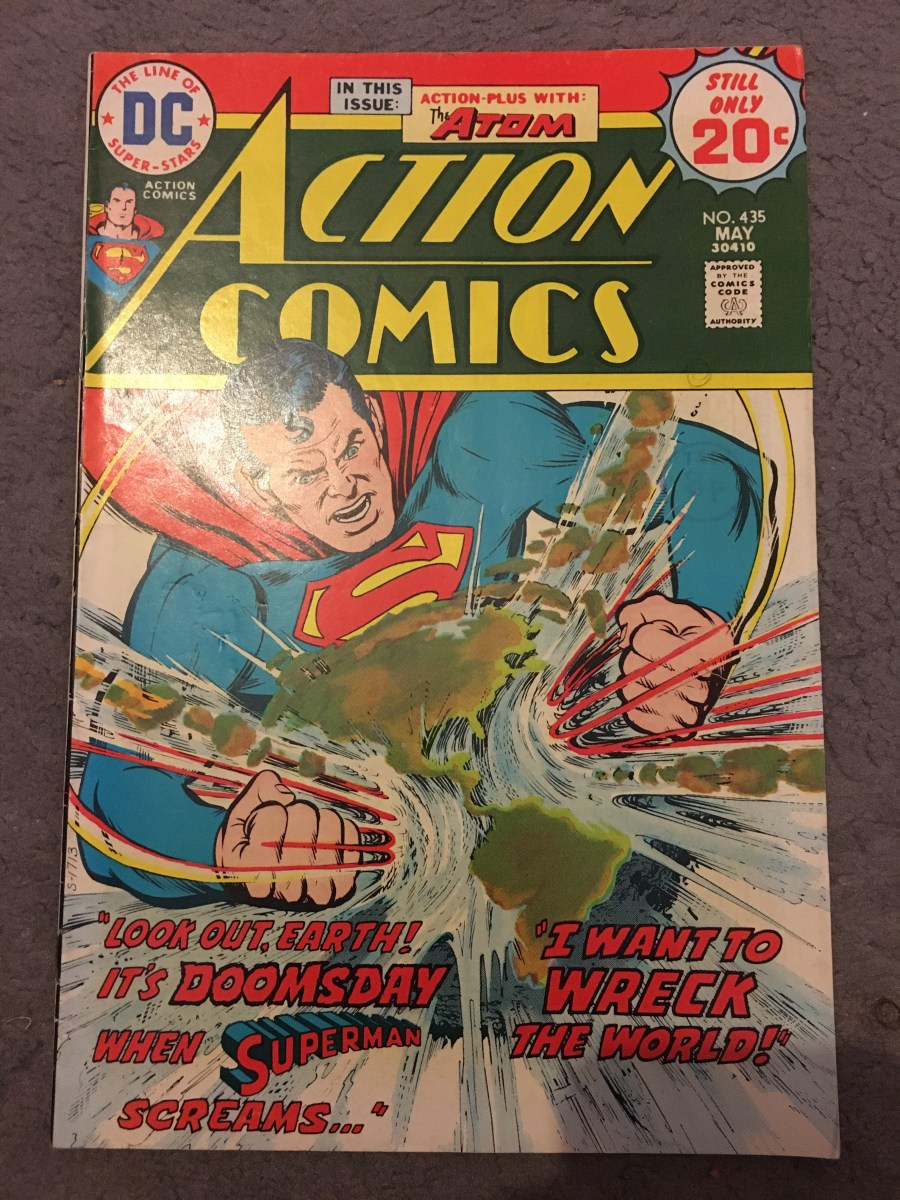 Action Comics - Issue 435