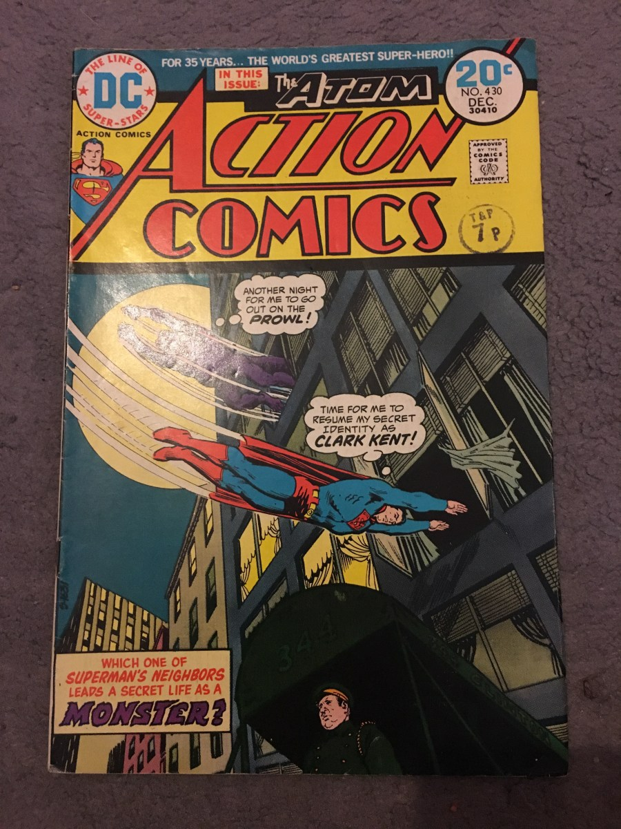 Action Comics - Issue 430