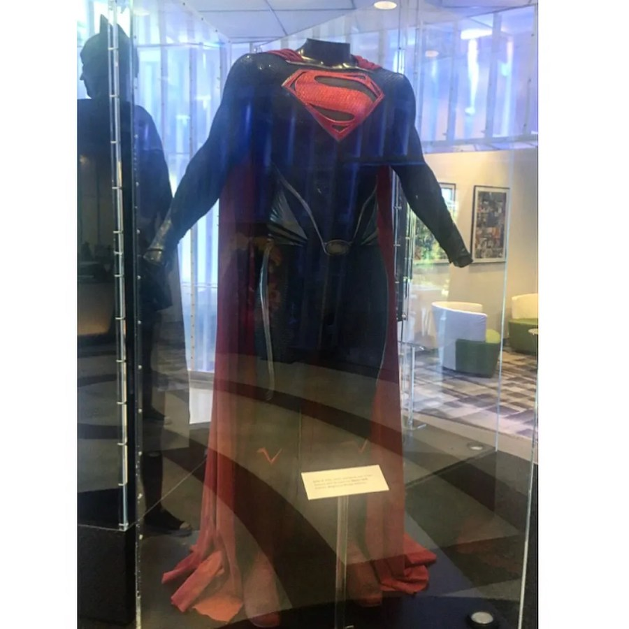 Man of Steel Costume - Superman