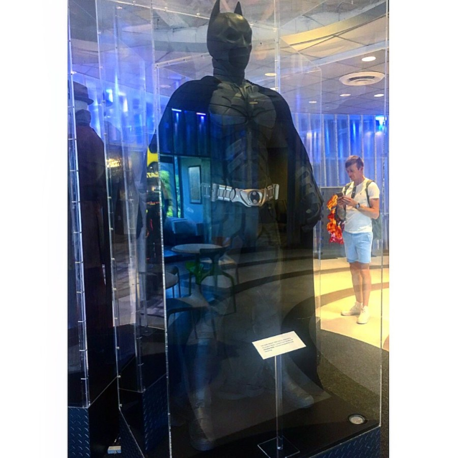 The Dark Knight - Batman Costume