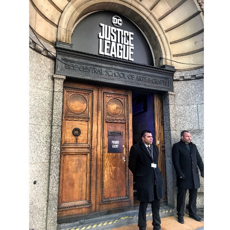 The Justice League Experience, London