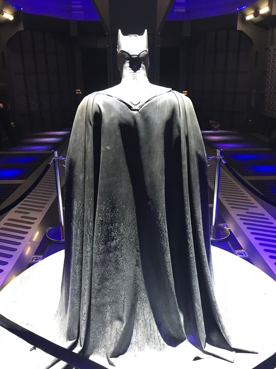 The Justice League Experience, London - Batman