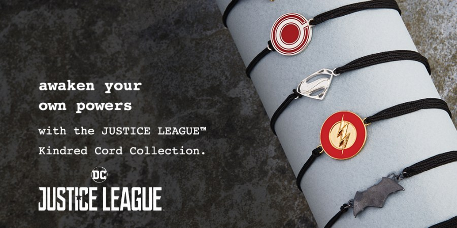 Justice League Alex and Ani