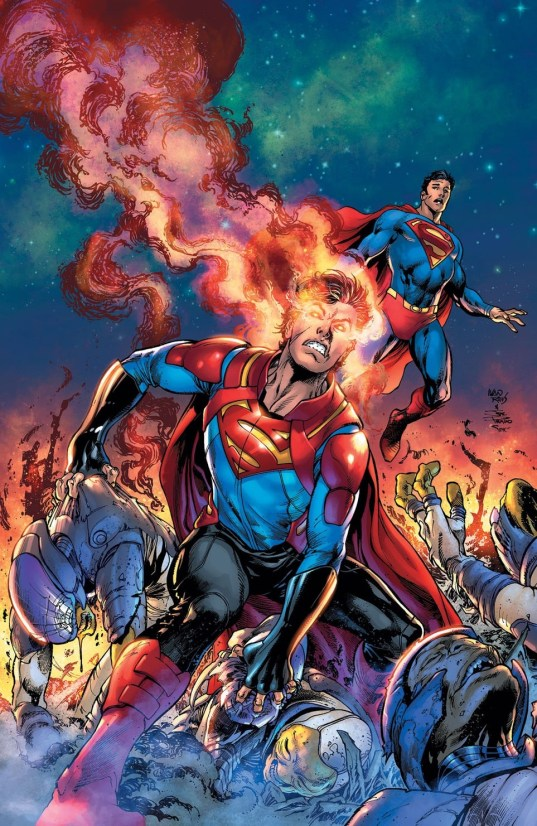 Superboy return superman #08