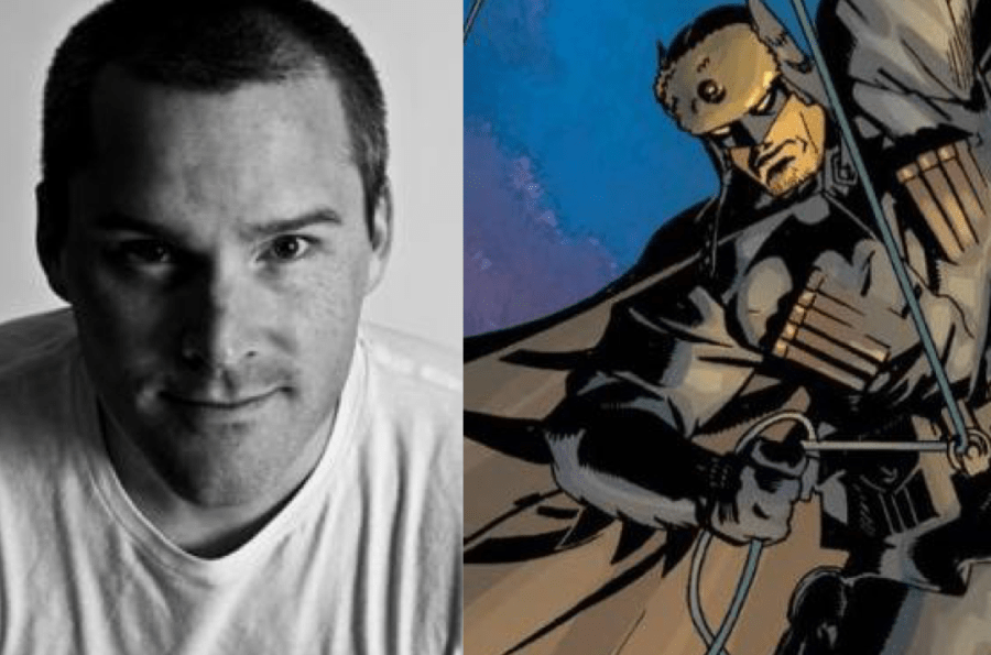 Roger Craig Smith - Batman- Superman Red Son The Aspiring Kryptonian