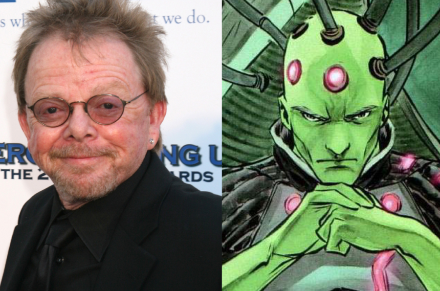 Paul Williams - Brainiac - Superman Red Son The Aspiring Kryptonian