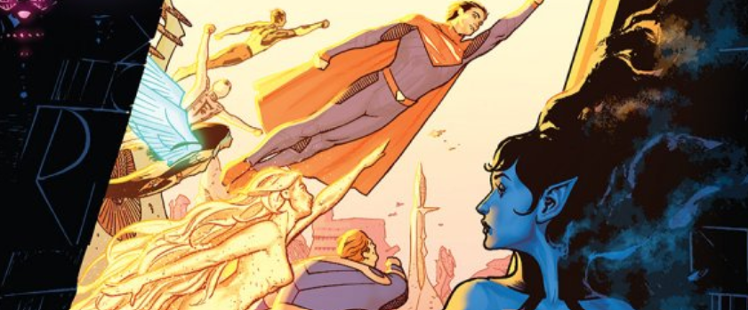 Legion Of Superheroes #11 Review