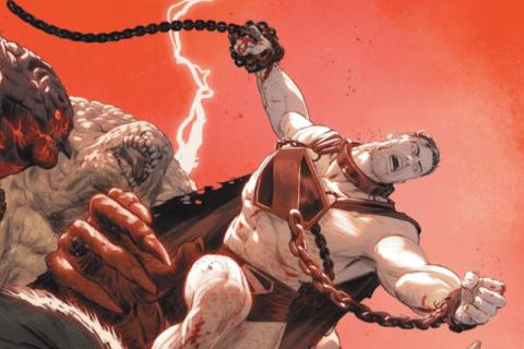 Superman: Worlds Of War #1