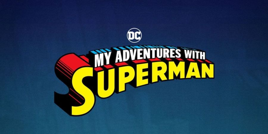 My Adventures With Superman Animated Series