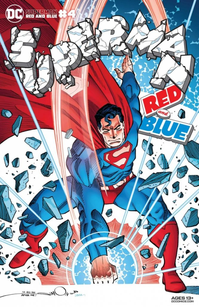 Superman: Red & Blue #4 Review   The Aspiring Kryptonian