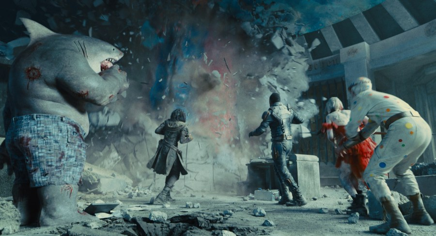 The Suicide Squad Review | The Aspiring Kryptonian