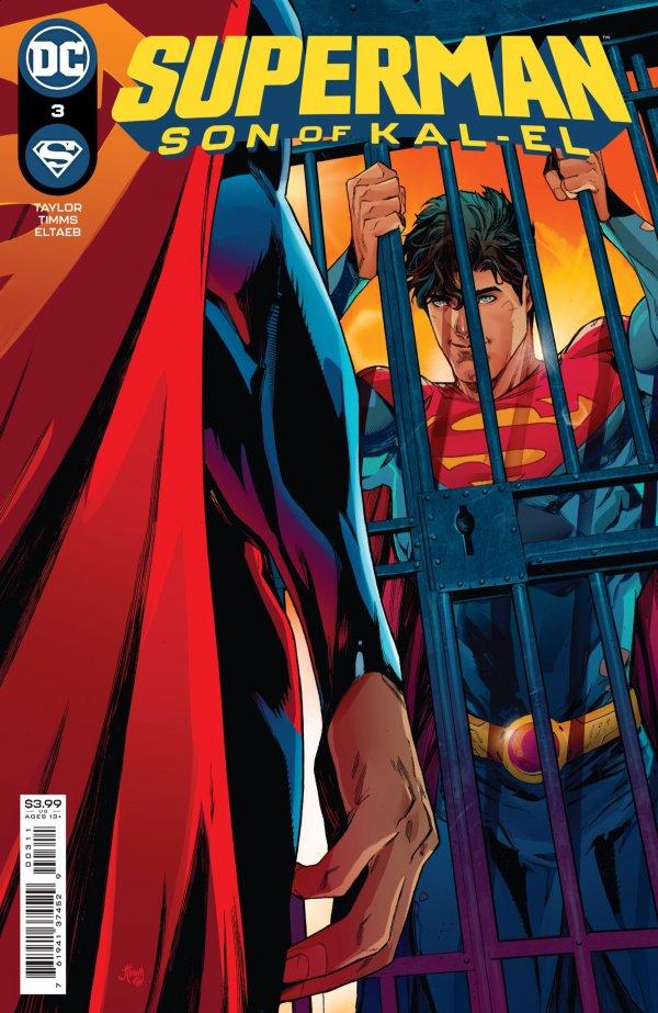 Superman: Son Of Kal-El #3 Review | The Aspiring Kryptonian