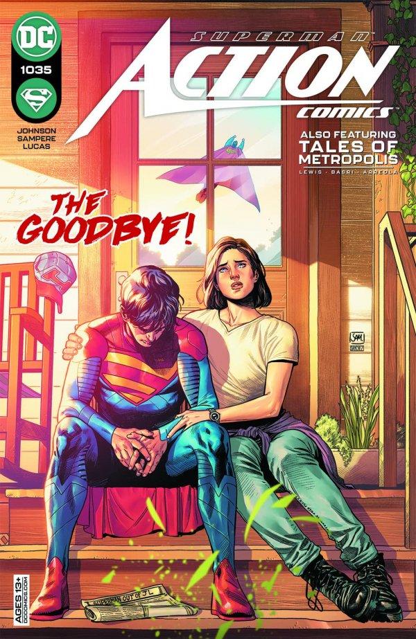Action Comics #1035 Review   The Aspiring Kryptonian