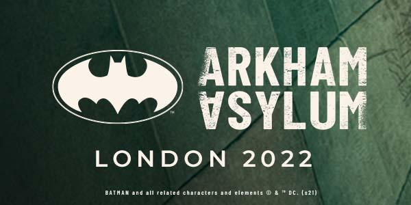 Experience 'Arkham Asylum'