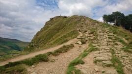 Mam Tor walking route - Castleton
