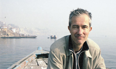 Geoff Dyer photographed by Jason Oddy
