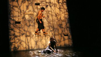"Fall 2016 Black Box: ""The Orphan Sea"" at Skidmore Theater"