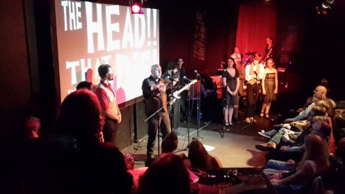 The HEAD! That Wouldn't DIE!! LIVE