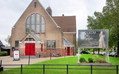 Theaterkerk Nes blijft nog even dicht