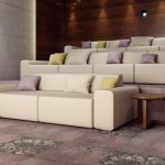 Theater Seating Home Cinema Chairs Media Room Furniture Moovia