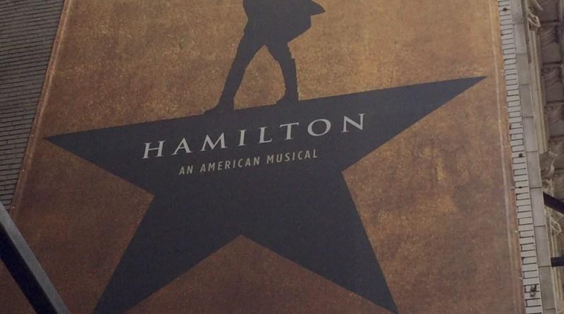 Where is Hamilton touring 2021