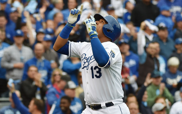 MLB: ALDS-Houston Astros at Kansas City Royals