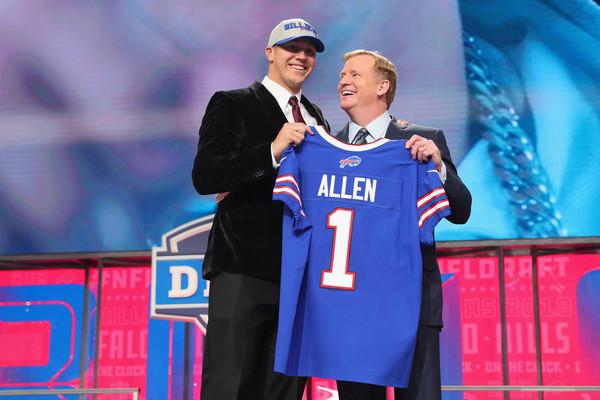 Josh+Allen+2018+NFL+Draft+tEWIyN95FZul