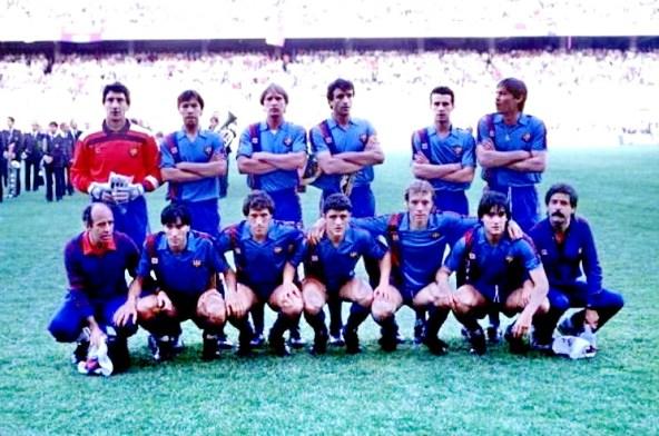 Barcelona 1986 05 07