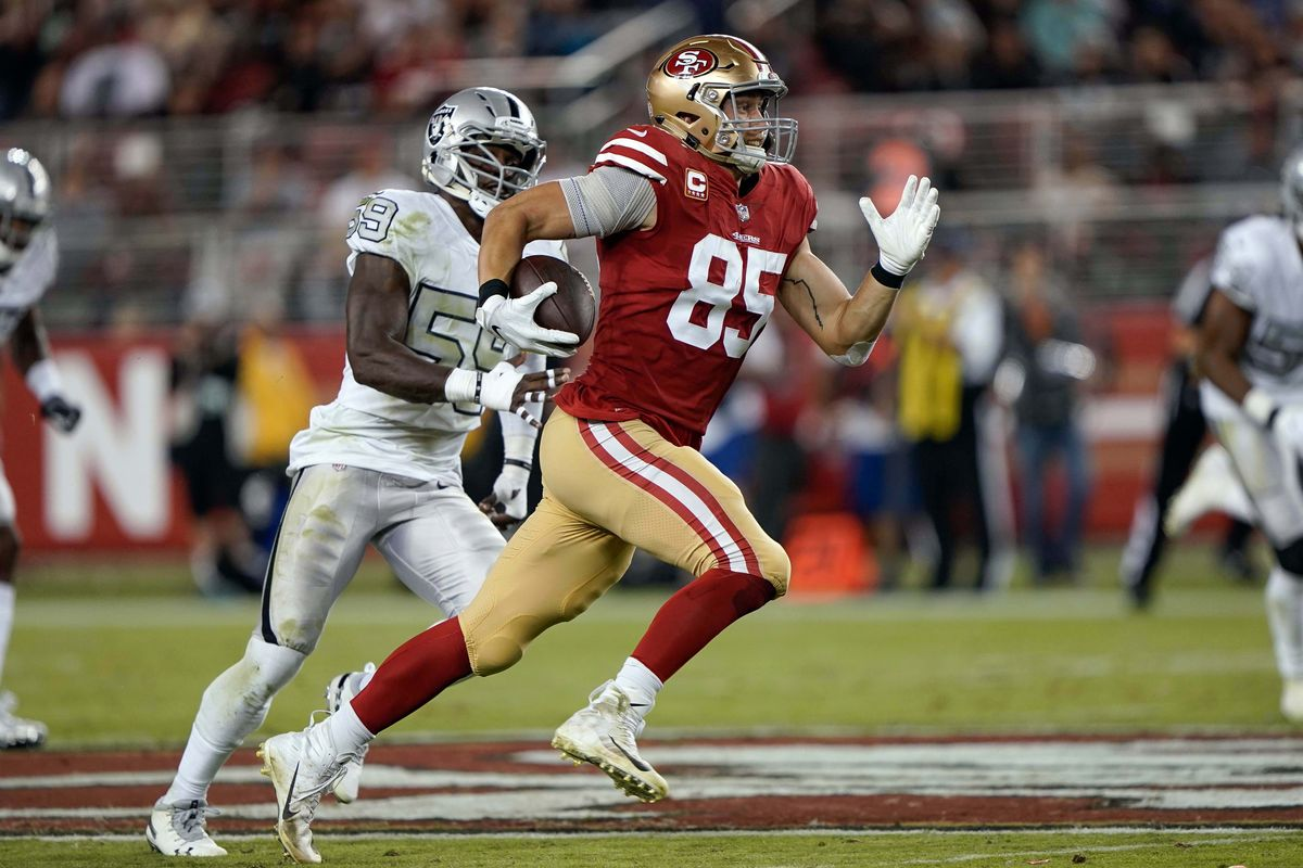 George Kittle Resets Market, Receives Massive Extension