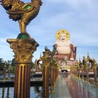 FIVE FACTS ON: Wat Plai Laem
