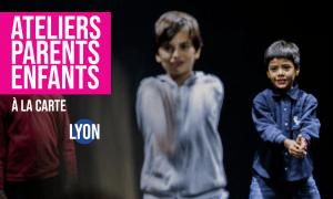 Ateliers théâtre parents-enfants du Théâtre du Gai Savoir