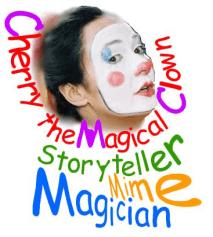 Cherry the Magical Clown