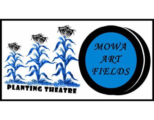 Mowa Art Fields logo