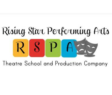 Rising Star Performing Arts (RSPA) Theatre School logo