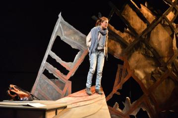 Rachel Corrie Sadako by Hearts & Eyes Theatre Collective