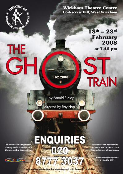 Poster do filme Ghost Train