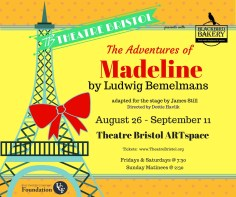 Real Madeline Poster - 12x18