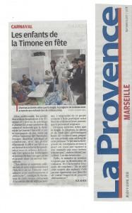 carnaval Timone Provence 2015