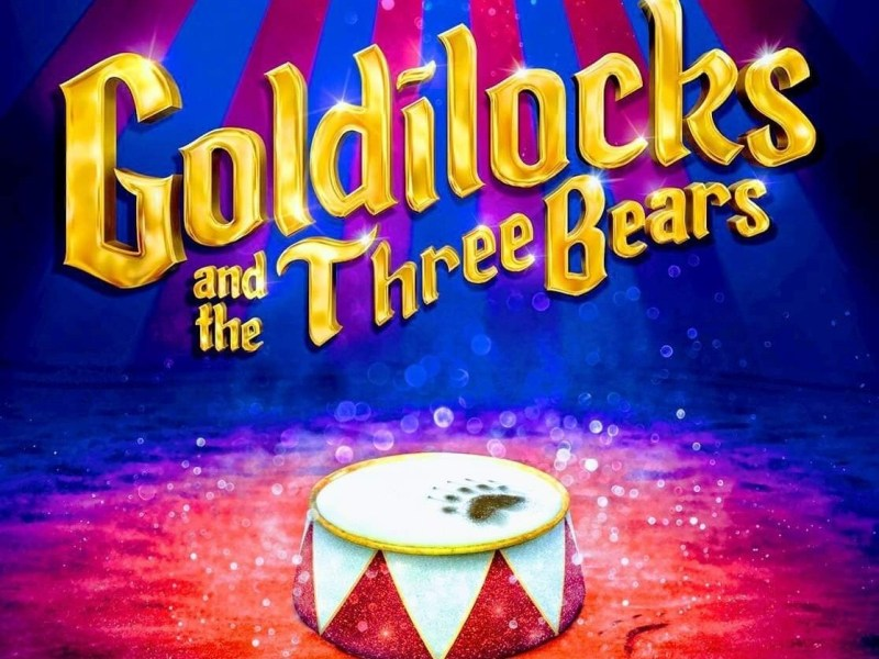 CAST ANNOUNCED FOR THIS YEAR'S LONDON PALLADIUM PANTO – GOLDILOCKS & THE THREE BEARS