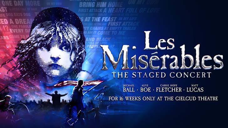 EPONINE & COSETTE CASTING ANNOUNCED FOR LES MISÉRABLES – THE ALL-STAR STAGED CONCERT