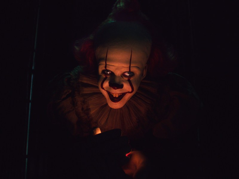 IT: CHAPTER 2 IMMERSIVE EXPERIENCE TO OPEN AT THE VAULTS