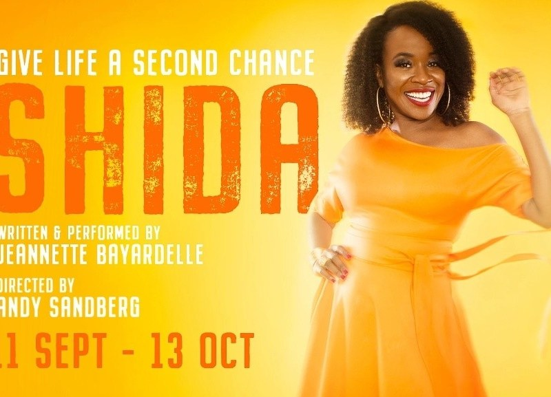 UK PREMIER OF OFF-BROADWAY MUSICAL – SHIDA – ANNOUNCED